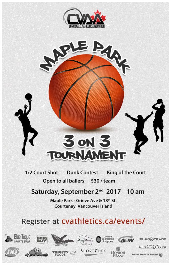 3 on 3 tournament
