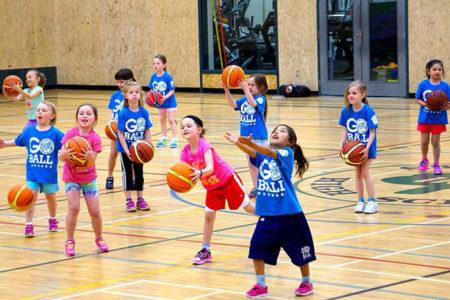 Wednesday Go Basketball girls