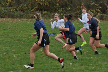Girls Rugby Comox Valley